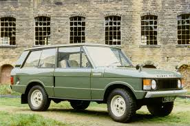 land rover 1970 serial number plate on transmission says range rover