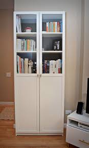 Wide Bookcase With Doors Stunning Inexpensive Wide Bookcase Wood And White Pic Of Narrow