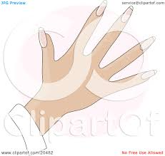 french manicure nail art on ring finger vvvt info