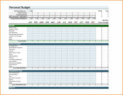 forms excel daily budget template expense expenses sheet template