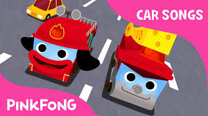 bulldozer car songs pinkfong songs for children video