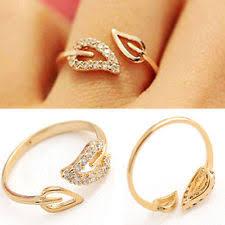 fingers rings gold images Korean ring ebay jpg