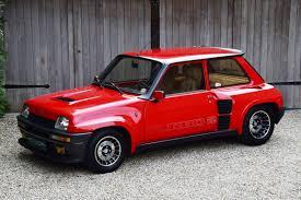 renault 5 turbo 1 renault 5 turbo autos clasicos y deportivos