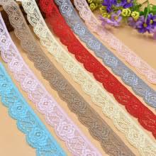 lace ribbon wholesale popular elastic lace ribbon buy cheap elastic lace ribbon lots