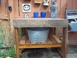 diy pallet work table nice garden work table diy pallet garden work bench pallet with
