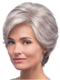 salt and pepper pixie cut human hair wigs grey wigs gray human hair wigs cheap grey wigs for older women