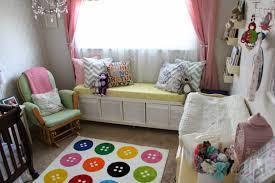 Ikea Button Rug Mommy Vignettes Updated Nursery Photos