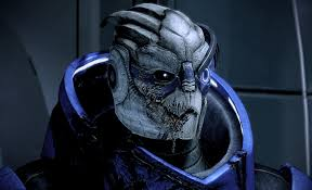 Bad Influence Garrus Vakarrian A Bad Influence Excessively Thinking