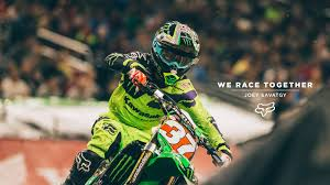 fox wallpapers motocross fox mx presents joey savatgy we race together youtube