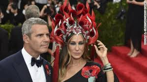 Parker Meme - sarah jessica parker s meme worthy headdress cnn video