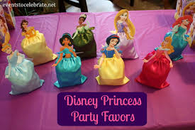 princess birthday party disney princess birthday party ideas invtations favors events