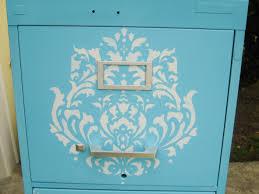 Teal File Cabinet Furniture Interesting Locking File Cabinet For Safety File Ideas