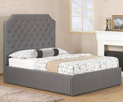 Grey Fabric Ottoman Bed Annaghmore Paris Grey Fabric Ottoman Bed Frame Bedsdirectuk Net