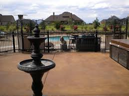 Concrete Stain Colors For Patios 64 Best Outdoor Color Solution For Faded Stamped Or Textured