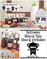 Halloween Light Show 2011 by Halloween Essential Oils Make U0026 Take Ideas And Graphicsdiy Show