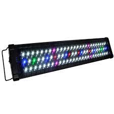 Led Aquarium Light Fixtures Megabrand 24 30 Inch 78 Led Aquarium Lighting Fish Tank Light