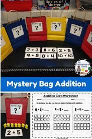 mystery bag number activities activities number sense and bags