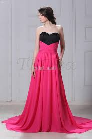 pink and black bridesmaid dresses image collections
