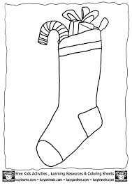 christmas stocking coloring pages christmas stocking coloring pages draw coloring pages clip art