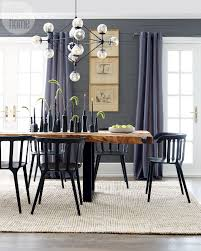 Restoration Hardware Bistro Table High Low Casually Chic Dining Room Style At Home