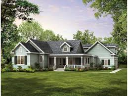 architectures country house wrap around porch small country
