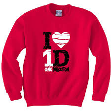 one direction sweater one direction fan sweatshirt crewneck sweaters i 1d