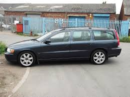 volvo v70 2 4 d5 se estate 05 reg in leicester leicestershire