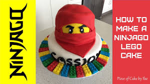 ninjago cake ninjago lego fondant cake how to make by of cake by ilse
