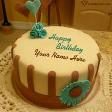 online birthday cake best online birthday cake maker with name photo happy birthday