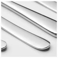 martorp 30 piece cutlery set stainless steel ikea