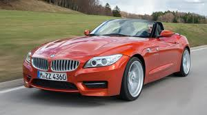 2017 bmw z4 roadster review top gear