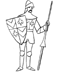 coloring pages of people 6 mike the knight coloring pages knight and drawbridge colouring