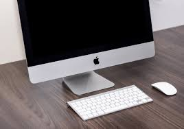 Apple Computer Desk Top by Free Images Table Keyboard Technology Mouse Business