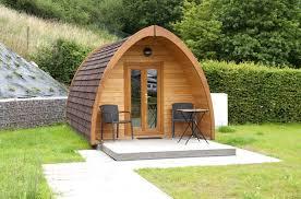 bureau de jardin design studios mobil home en bois au design moderne