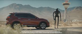 2017 nissan rogue star wars nissan rogue capitalizes on its name launches star wars themed