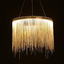le de bureau led design le suspendue lumière dirigée vers le bas led designers moderne
