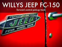 jeep fc 150 willys jeep fc 150