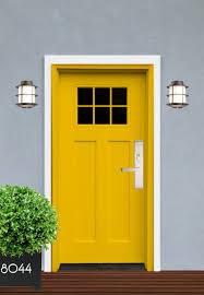 design concept craftsman front door