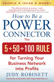 authors corner judy robinett how to be a power connector