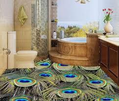 3d flooring 25 3d flooring inspirations for bathroom