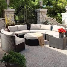 Pvc Wicker Outdoor Furniture by Furniture Home Ventura Luxury Resin Wicker Outdoor Recliner Chair