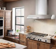 What Is A Cooktop Stove 36 Inch 6 Burner Gas Rangetop Commercial Style Kgcu467vss