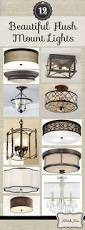 Overhead Kitchen Lighting 12 Beautiful Flush Mount Ceiling Lights Black Trim Ceiling