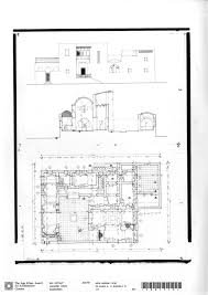 casaroni house working drawing ground floor plan final with