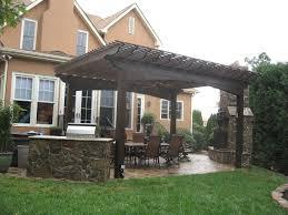 pergola design archadeck custom decks patios sunrooms and