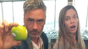 The Winner Of New Zealand by Taika Waititi U0027catches U0027 Oscar Winner Hilary Swank In New Zealand