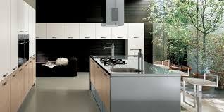 cuisine cuisson cuisine avec ilot central plaque de cuisson maison design bahbe com