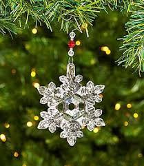 waterford 2016 annual snow pierced ornament z