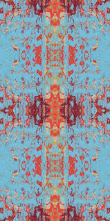 blue kaleidoscope wallpaper blue susi bellamy com
