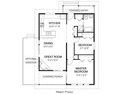 small craftsman bungalow house plan chp sg 979 ams sq ft pretentious design ideas 10 house plans 1000 square foot cottages